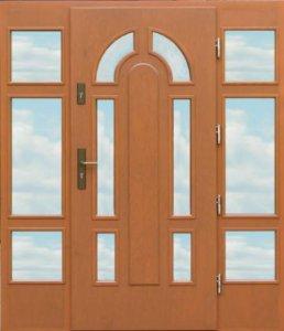 Drzwi zewnętrzne N 16S