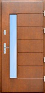 Drzwi zewnętrzne P 61S