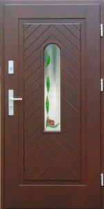 Drzwi zewnętrzne N 03S
