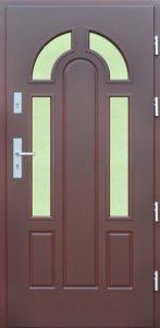 Drzwi zewnętrzne P 16S4