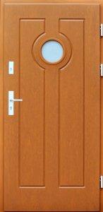 Drzwi zewnętrzne P 18S