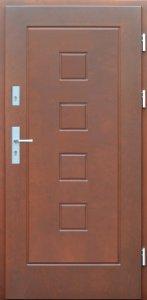 Drzwi zewnętrzne P 34P