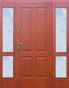 Drzwi zewnętrzne N 11