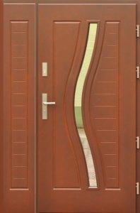Drzwi zewnętrzneP 40S
